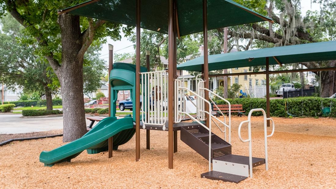 Design of Kids Area