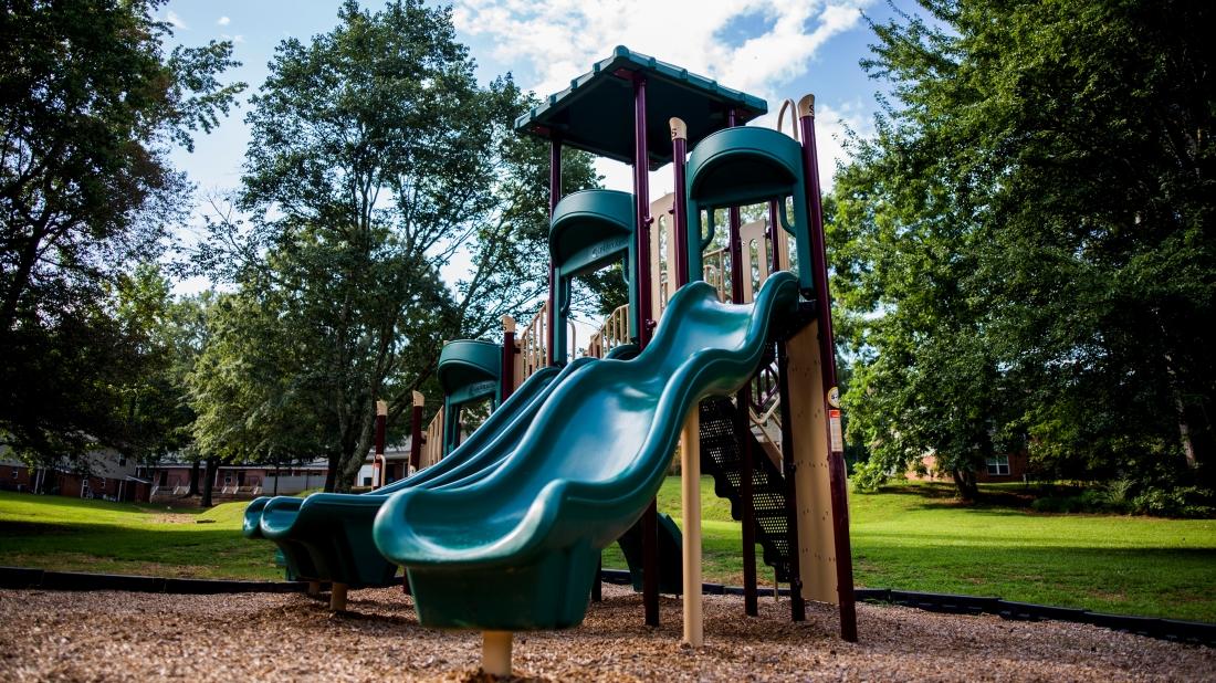 Wavy Slide for Children