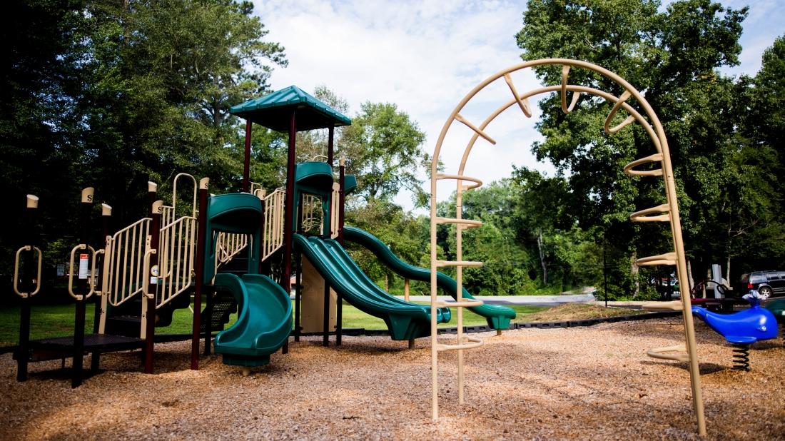 Playground in Bowdon