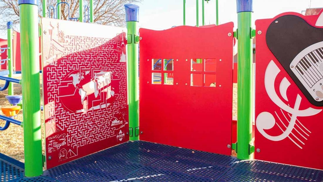 playground panel activities