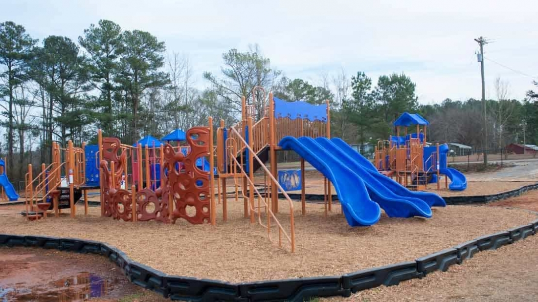 sand hill elementary playground carrollton ga